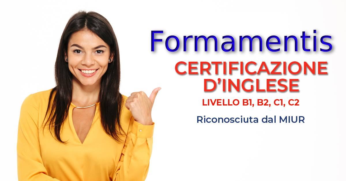 "Certificazione Linguistiche – ""MIUR"""